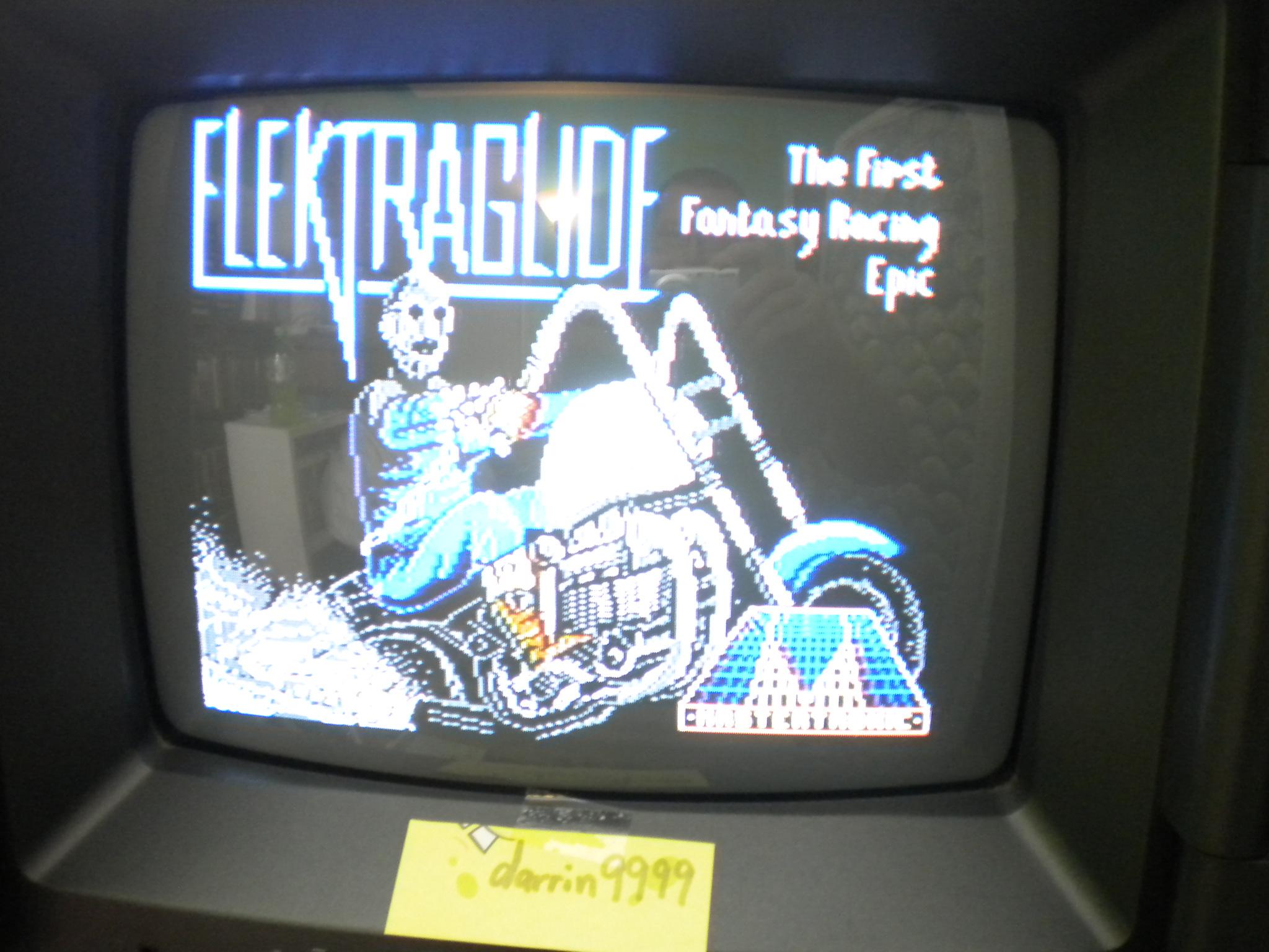 Elektra Glide 3,460 points