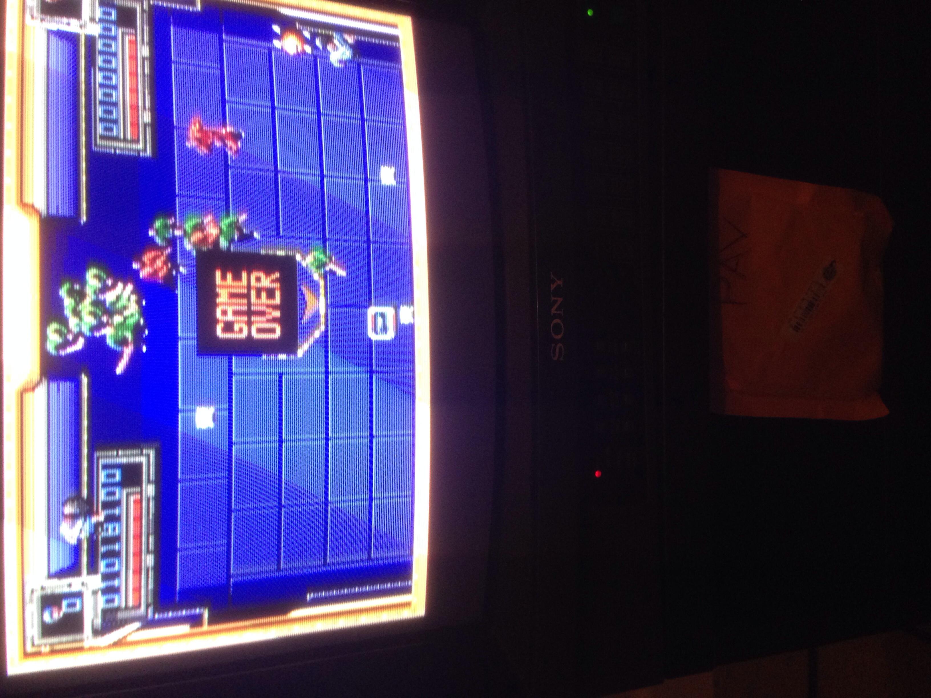 phillv85: Smash TV (Sega Genesis / MegaDrive) 1,018,100 points on 2015-05-03 15:28:03