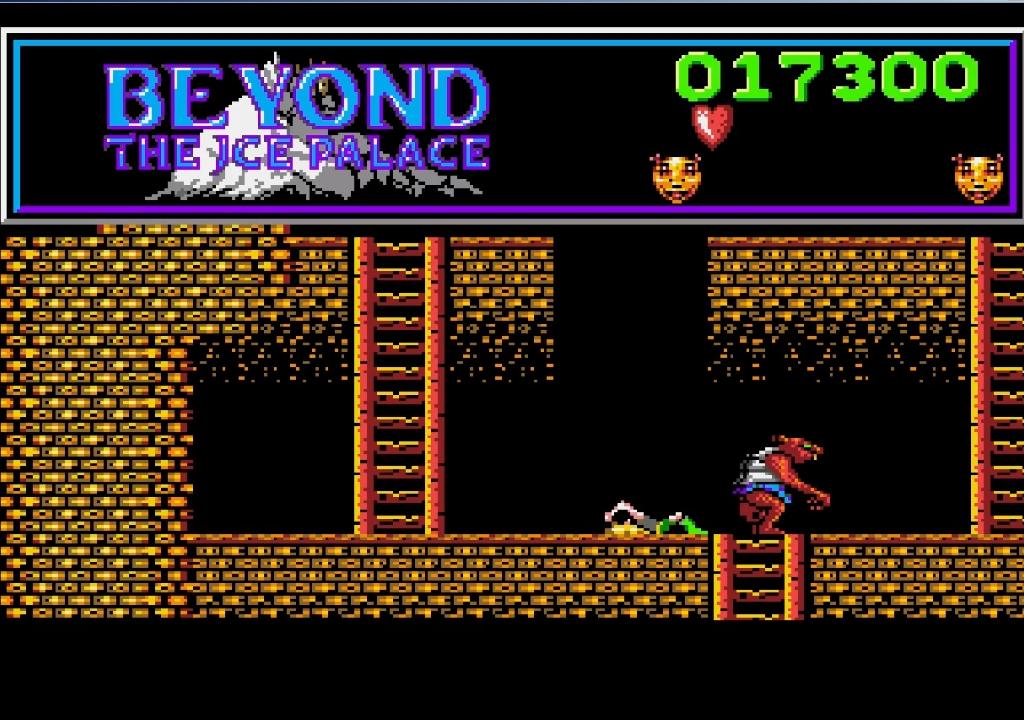 Mantalow: Beyond the Ice Palace (Amiga Emulated) 17,300 points on 2015-05-04 12:38:49