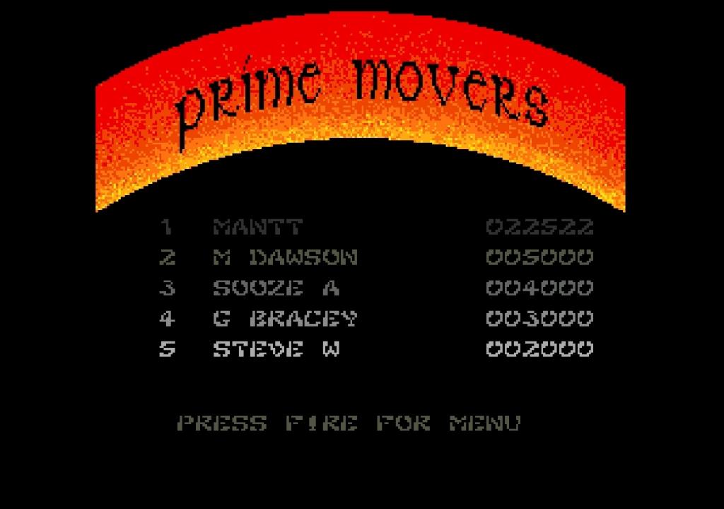 Mantalow: Army Moves (Amiga Emulated) 22,522 points on 2015-05-04 12:40:01