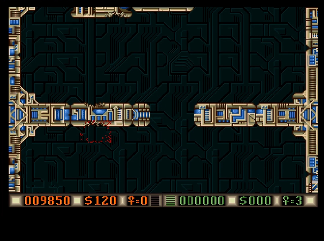 Mantalow: Blood Money [Patient] (Amiga Emulated) 9,850 points on 2015-05-05 12:04:09