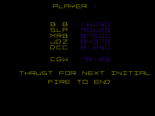 BarryBloso: Star Trek (Arcade Emulated / M.A.M.E.) 116,050 points on 2015-05-06 05:47:13
