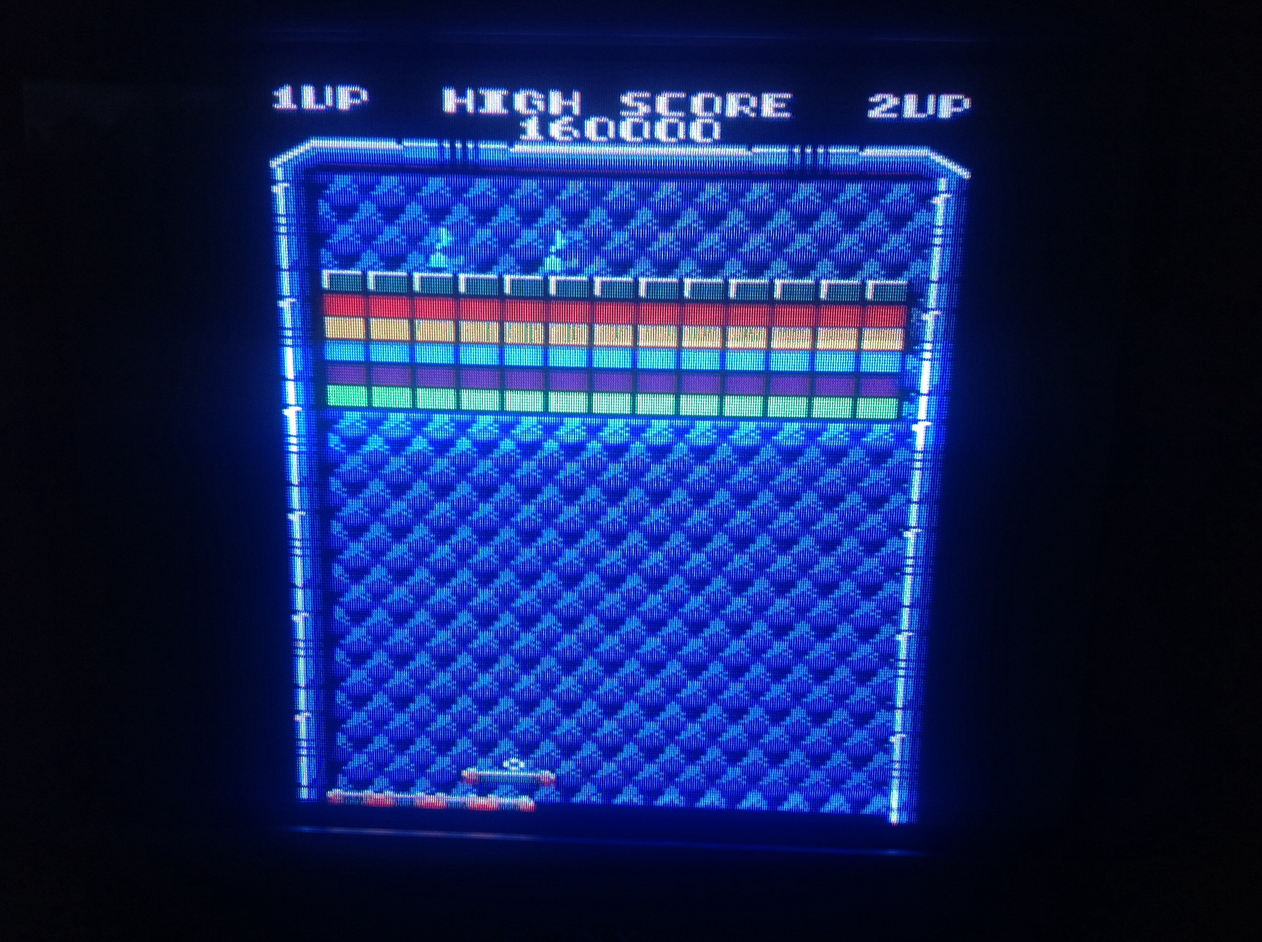 CoCoForest: Arkanoid (Amstrad CPC) 159,185 points on 2015-05-06 14:55:03