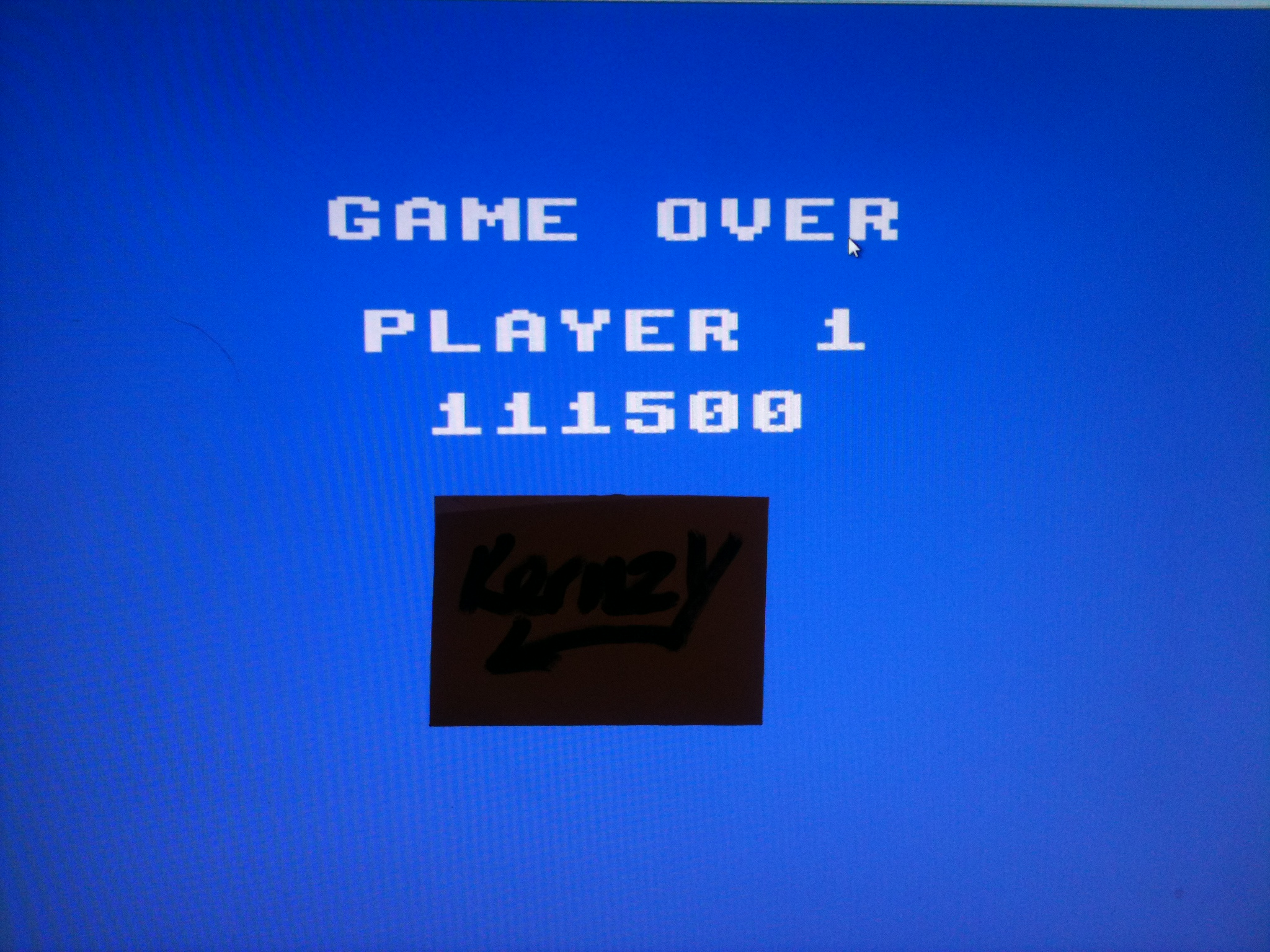 kernzy: Bruce Lee (Commodore 64 Emulated) 111,500 points on 2015-05-07 16:28:26