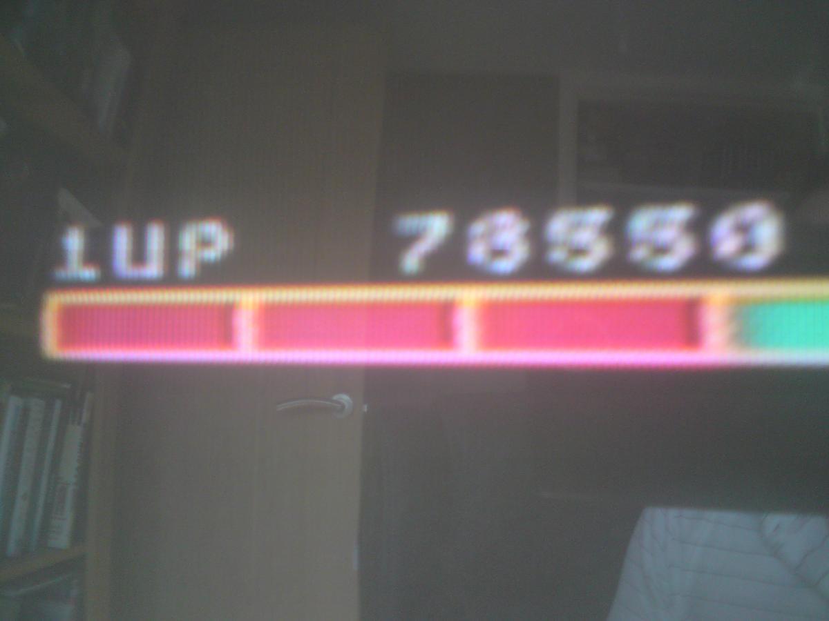 Super Cobra 78,550 points