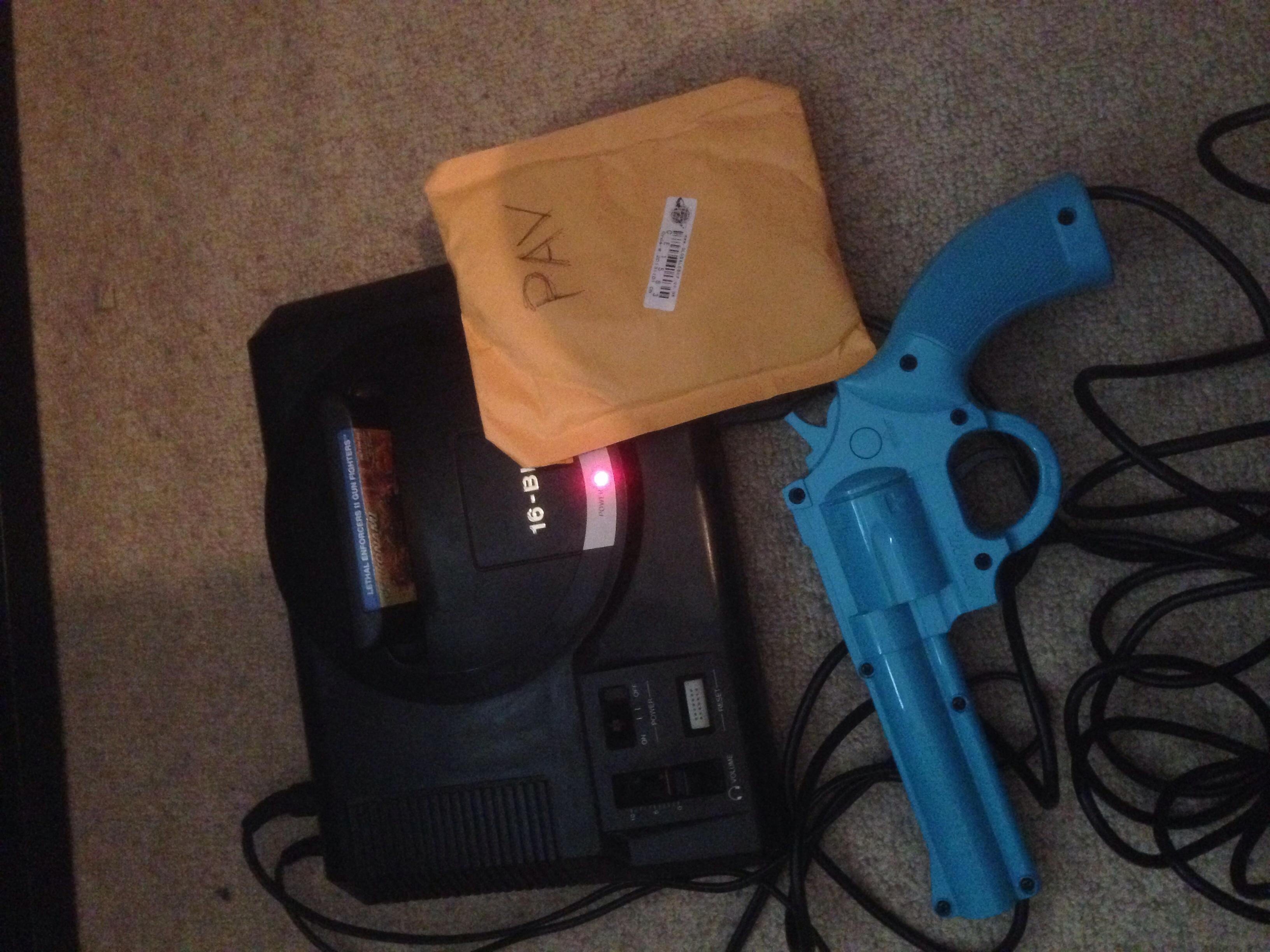 Lethal Enforcers II: Gun Fighters 976 points