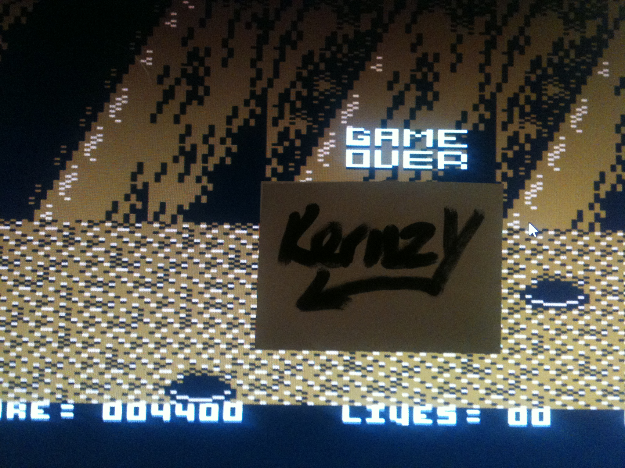 kernzy: Amazon Tales (Commodore 64 Emulated) 4,400 points on 2015-05-08 09:18:00