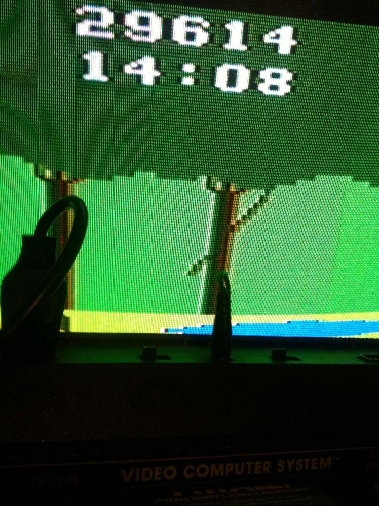 Pitfall! 29,614 points