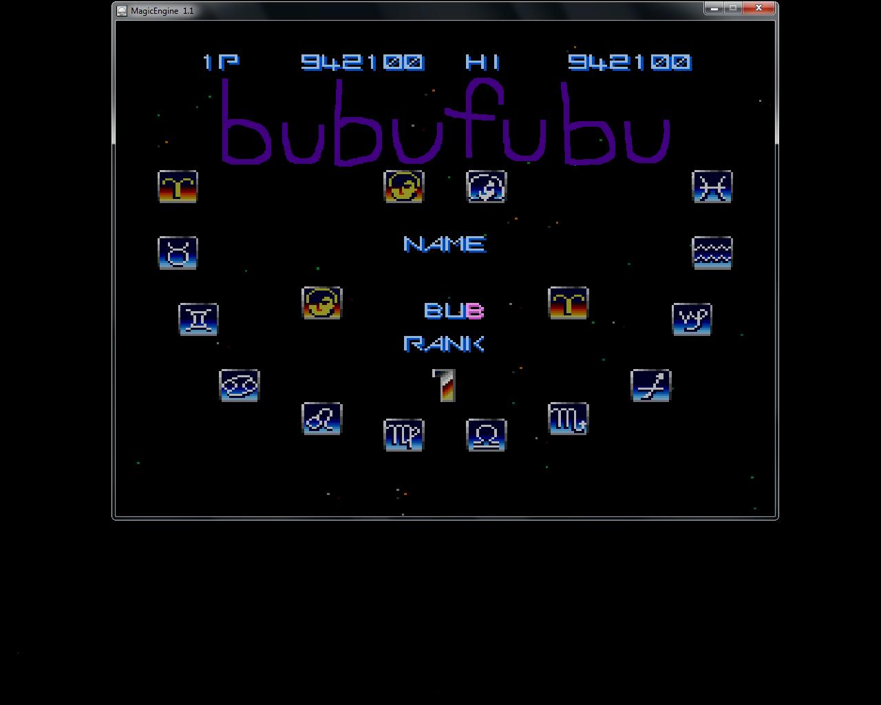bubufubu: Gradius (TurboGrafx-16/PC Engine Emulated) 942,100 points on 2015-05-13 17:49:19