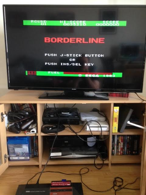 mechafatnick: Borderline (Sega SG-1000) 35,210 points on 2015-05-16 06:38:25