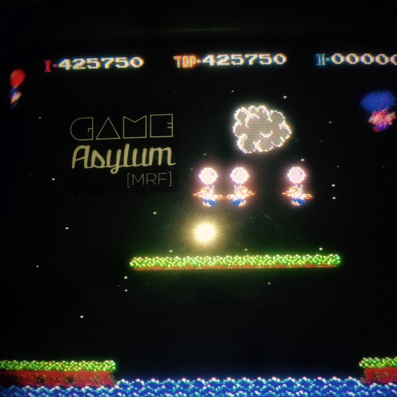 GameAsylum: Balloon Fight (NES/Famicom) 425,750 points on 2015-05-16 16:32:55