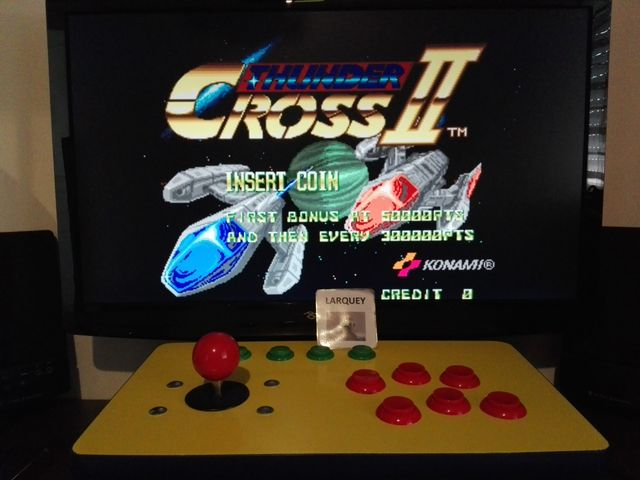 Thunder Cross II [thndrx2] 135,810 points