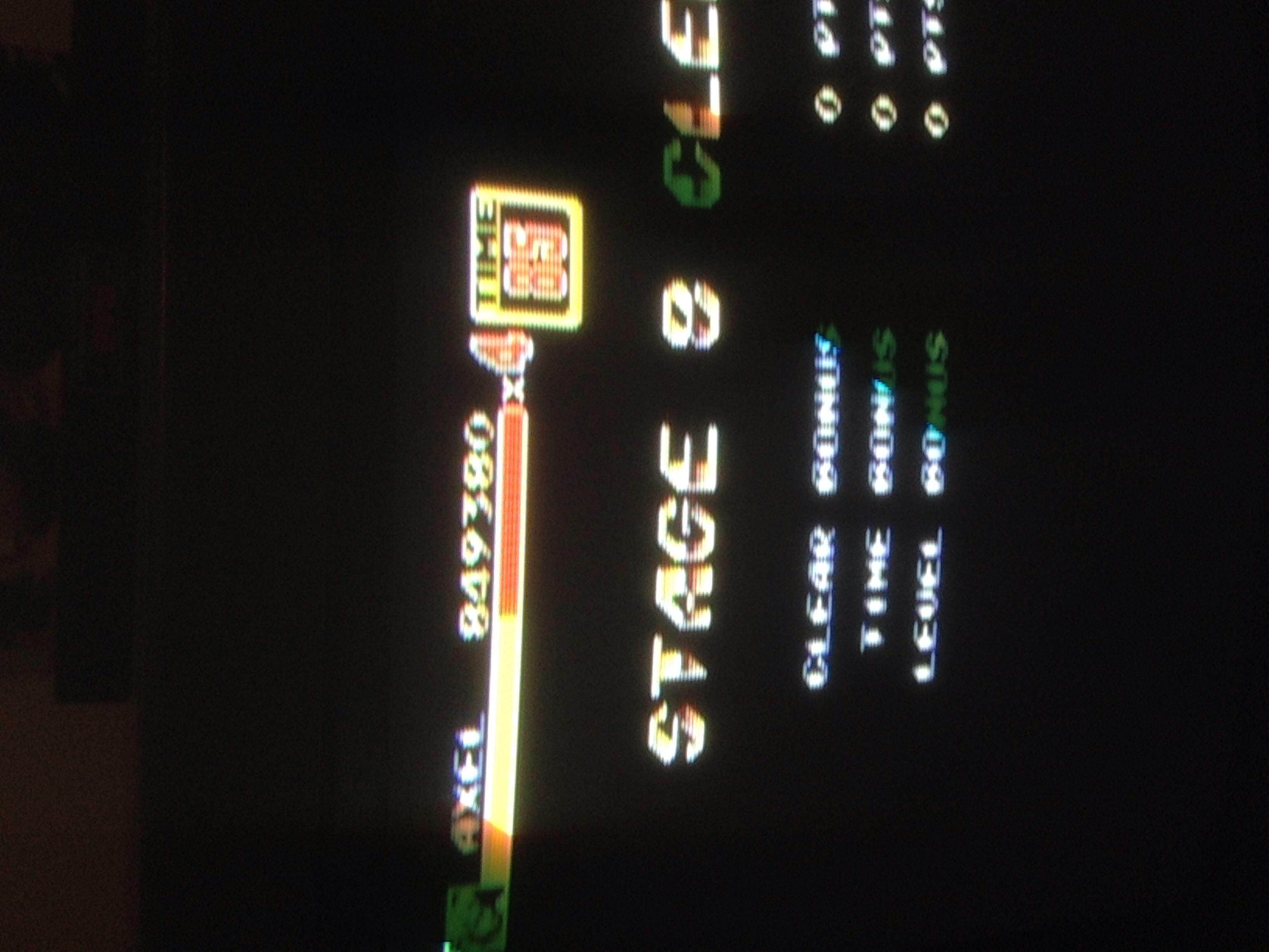 phillv85: Streets of Rage 2: Hard (Sega Genesis / MegaDrive) 849,380 points on 2015-05-18 13:45:53