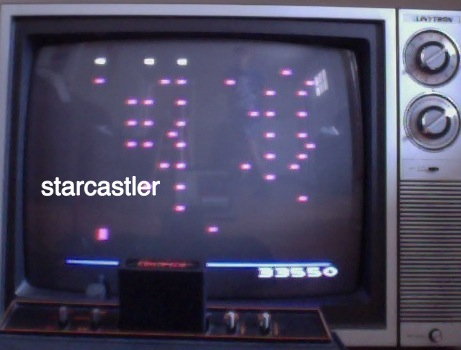 Starcastler: Centipede (Atari 2600) 33,550 points on 2015-05-18 15:08:13