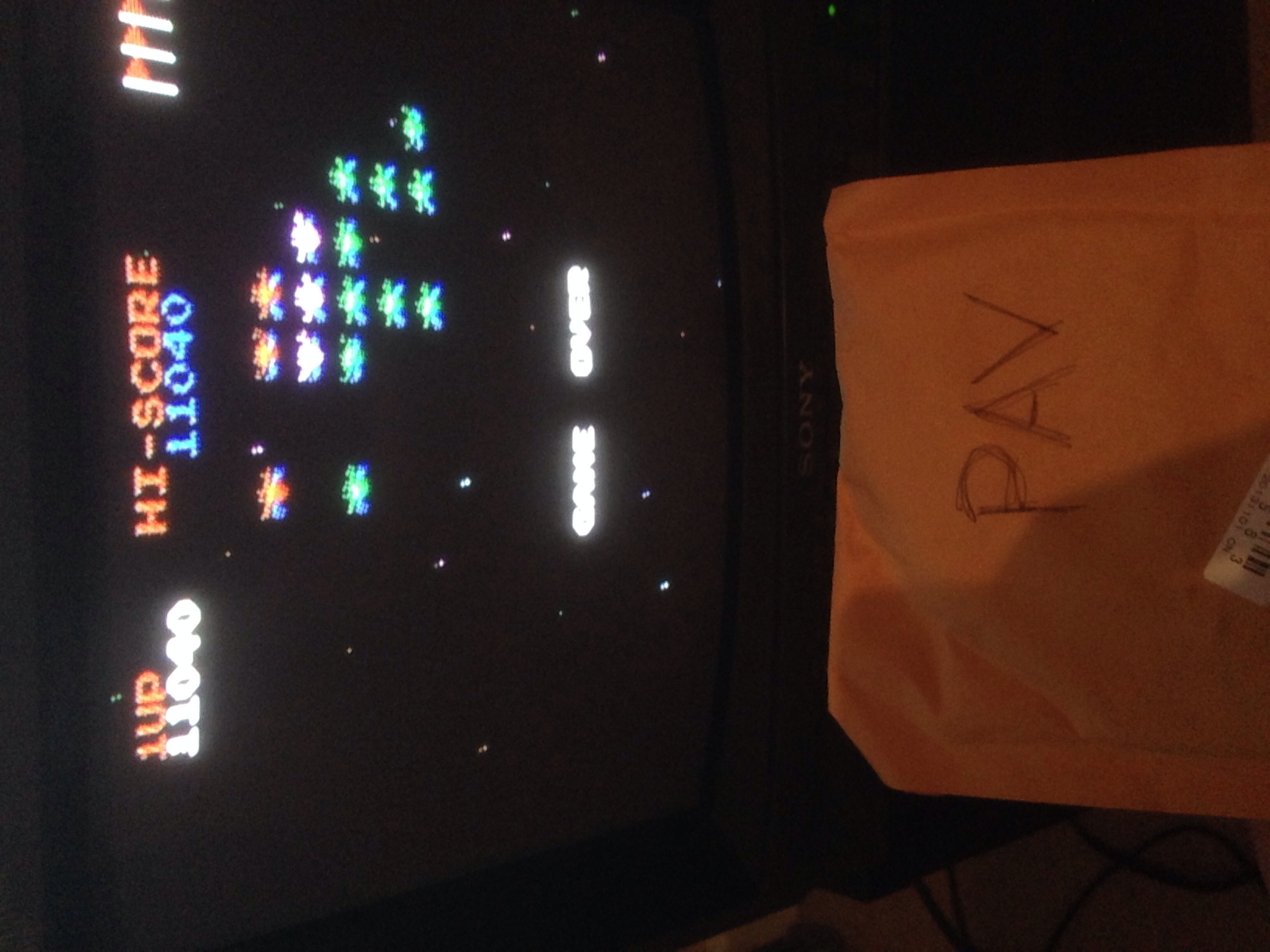 phillv85: Galaxian (NES/Famicom) 11,040 points on 2015-05-19 13:47:26