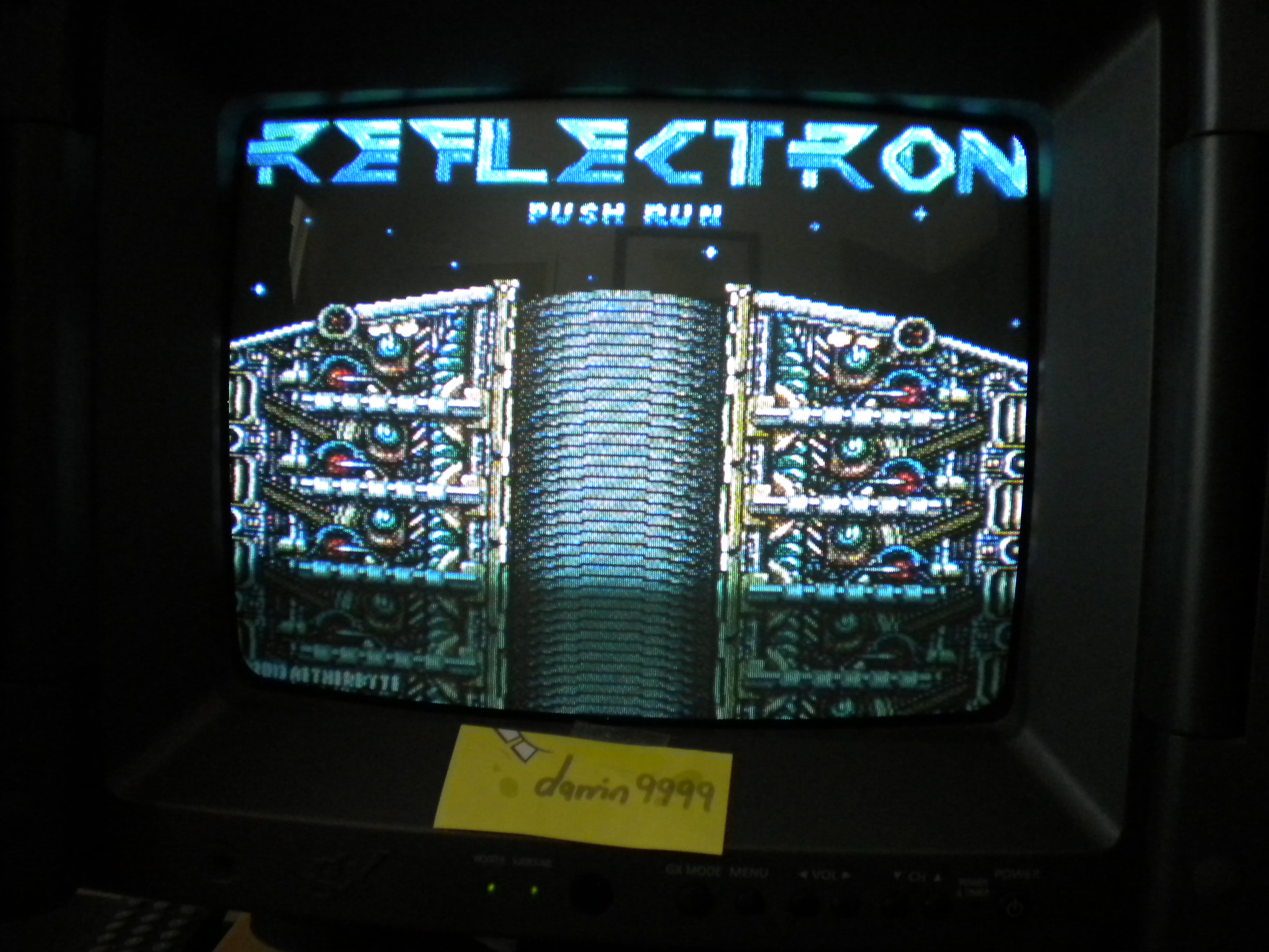 Reflectron