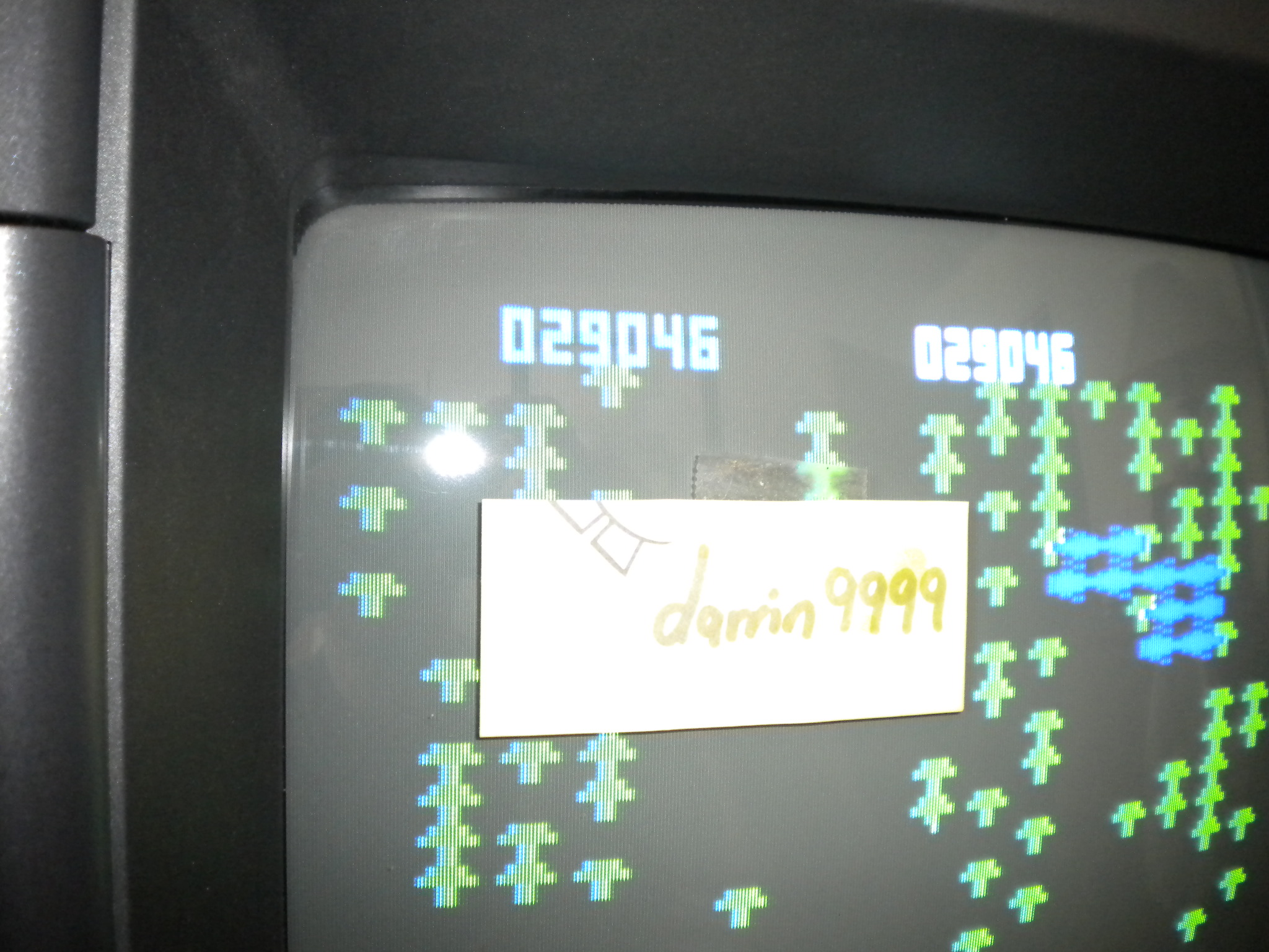 Centipede 29,046 points