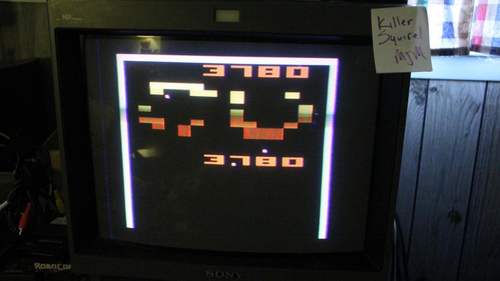 killersquirel: Fireball (Atari 2600) 3,780 points on 2013-10-28 23:43:39