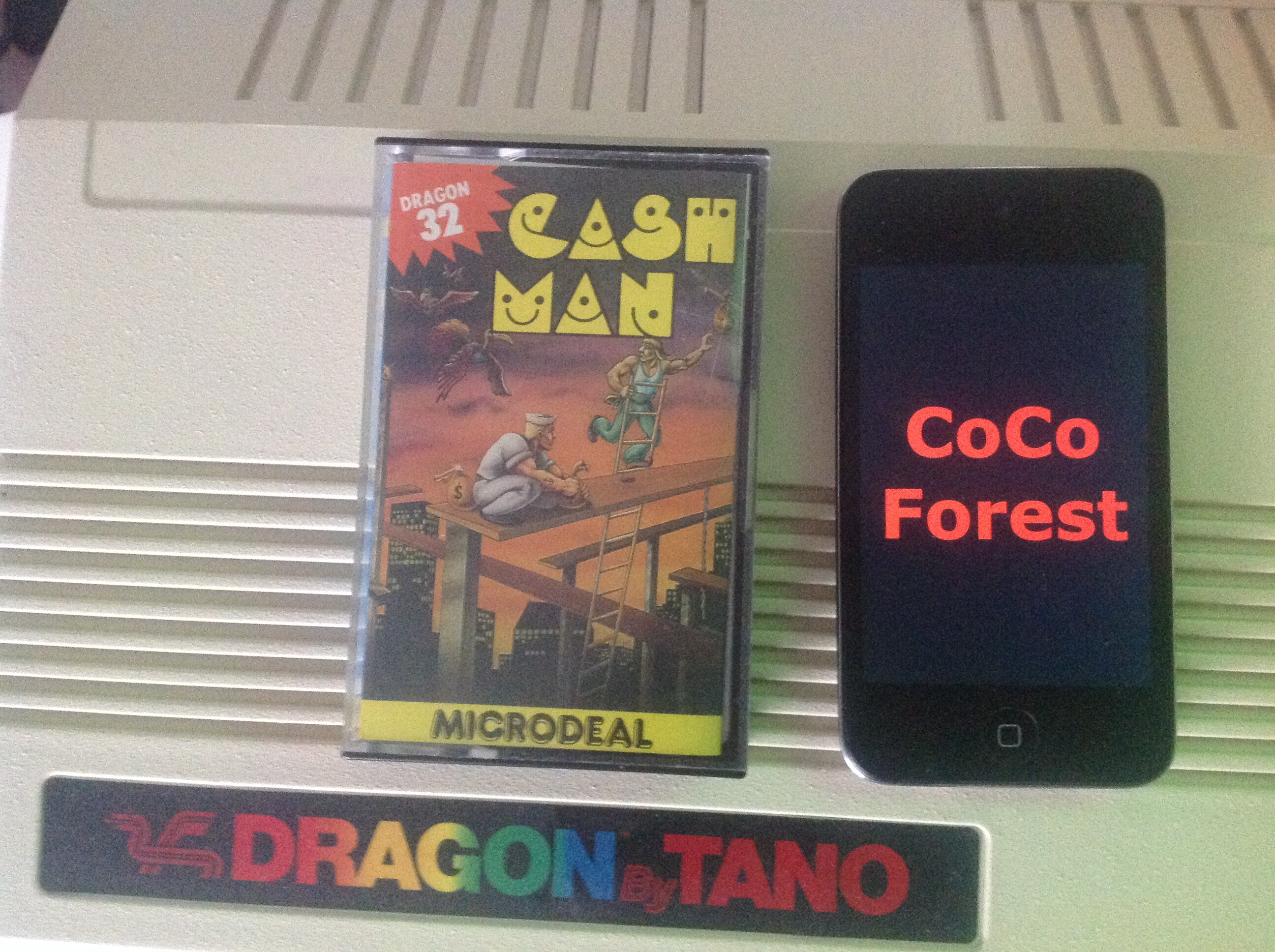 CoCoForest: Cashman (Dragon 32/64) 6,770 points on 2015-05-29 03:54:59