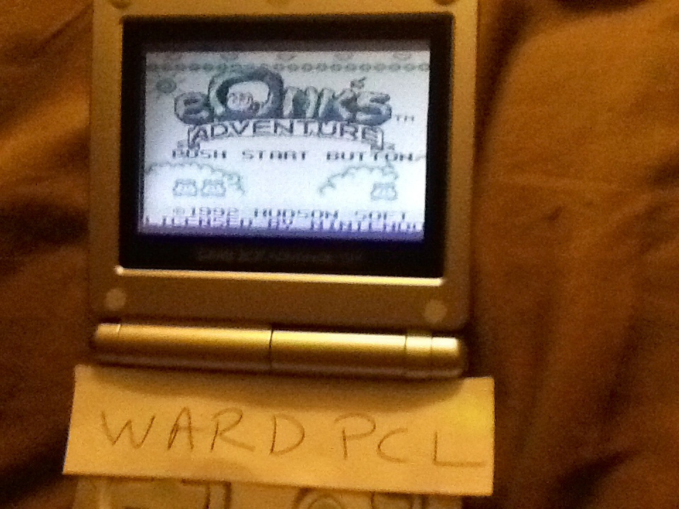 Wardpcl: Bonk