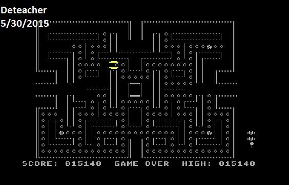Deteacher: Jawbreaker (Atari 400/800/XL/XE Emulated) 15,140 points on 2015-05-30 15:39:14