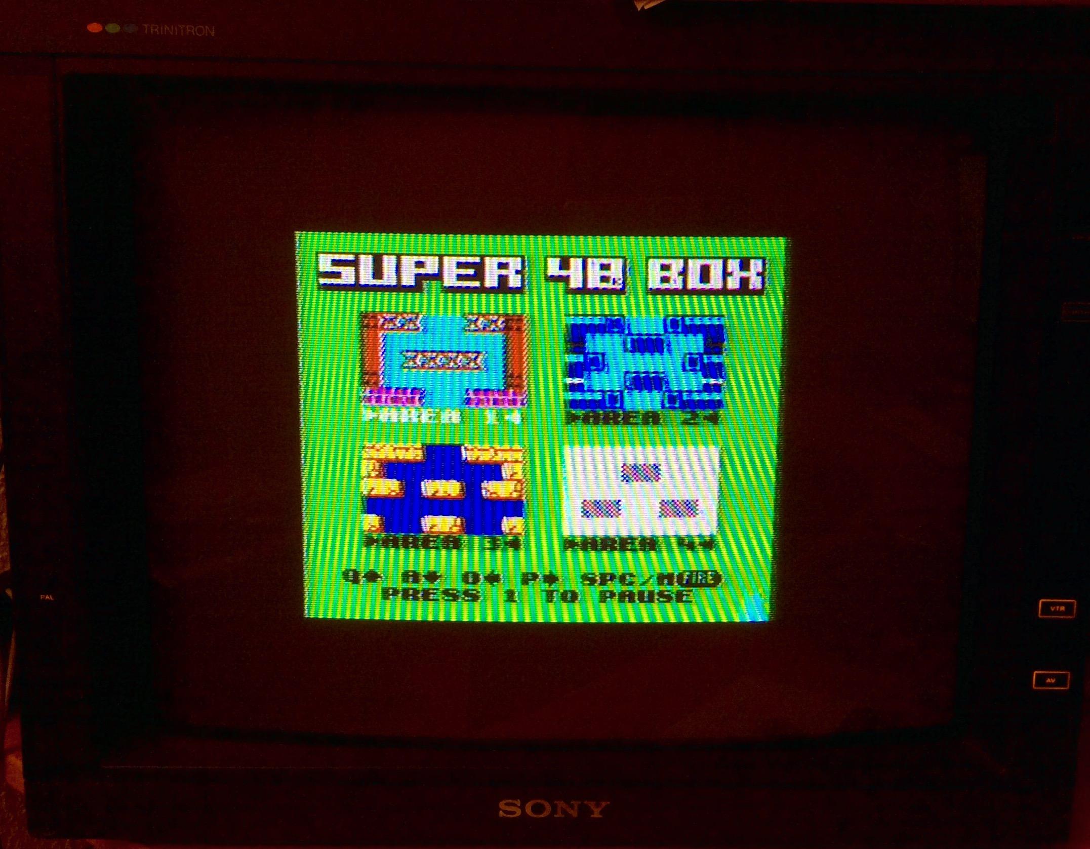 SHiNjide: Super 48k Box [Area 3] (ZX Spectrum) 11 points on 2015-05-30 16:35:32
