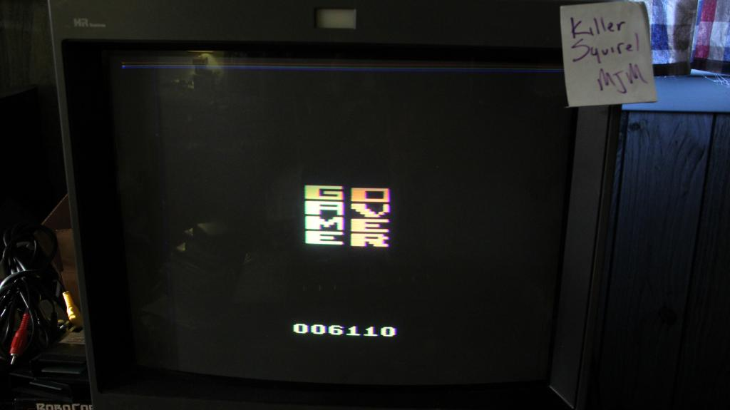 killersquirel: Solar Plexus (Atari 2600 Expert/A) 6,110 points on 2013-10-29 07:44:38