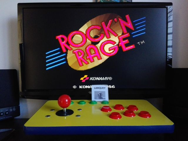 Rock N Rage [rockrage] 27,000 points