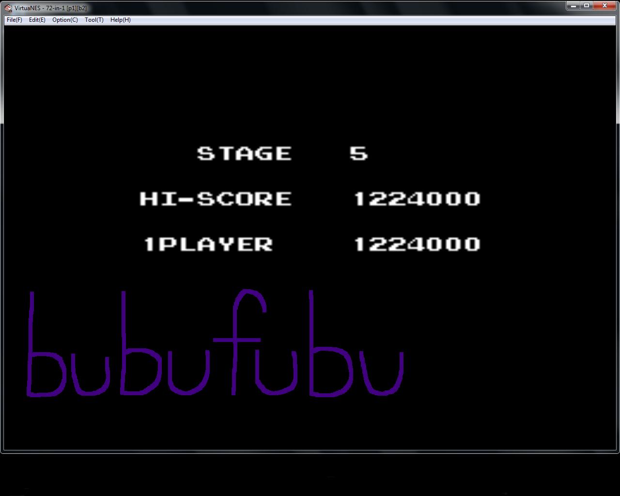 bubufubu: TwinBee (NES/Famicom Emulated) 1,224,000 points on 2015-06-01 20:27:31