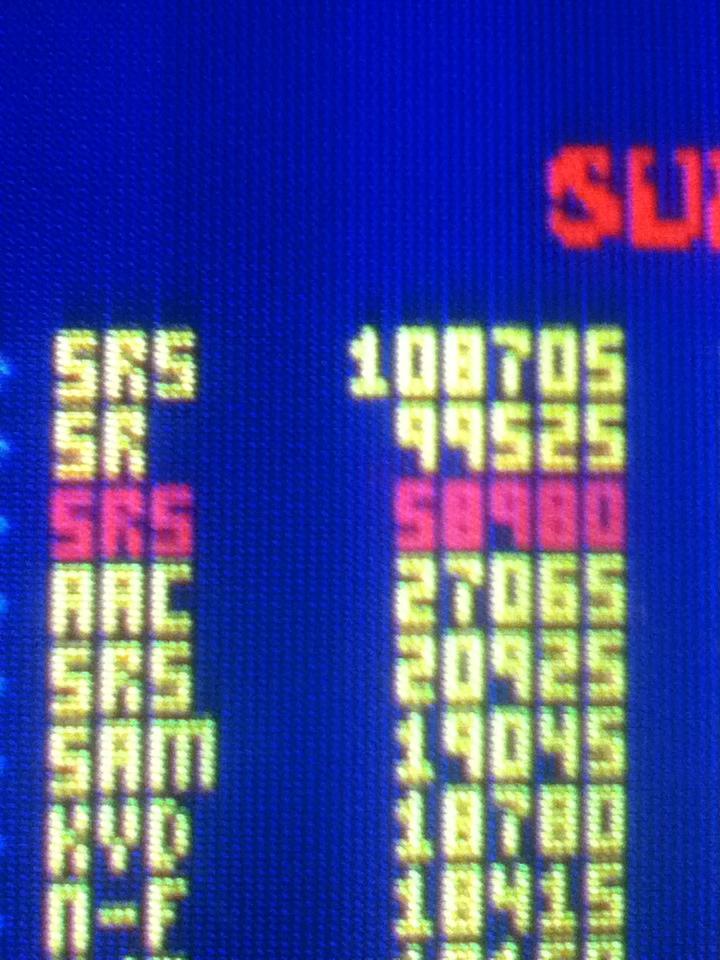 Serious: Sinistar (Arcade) 108,705 points on 2013-10-29 09:08:17