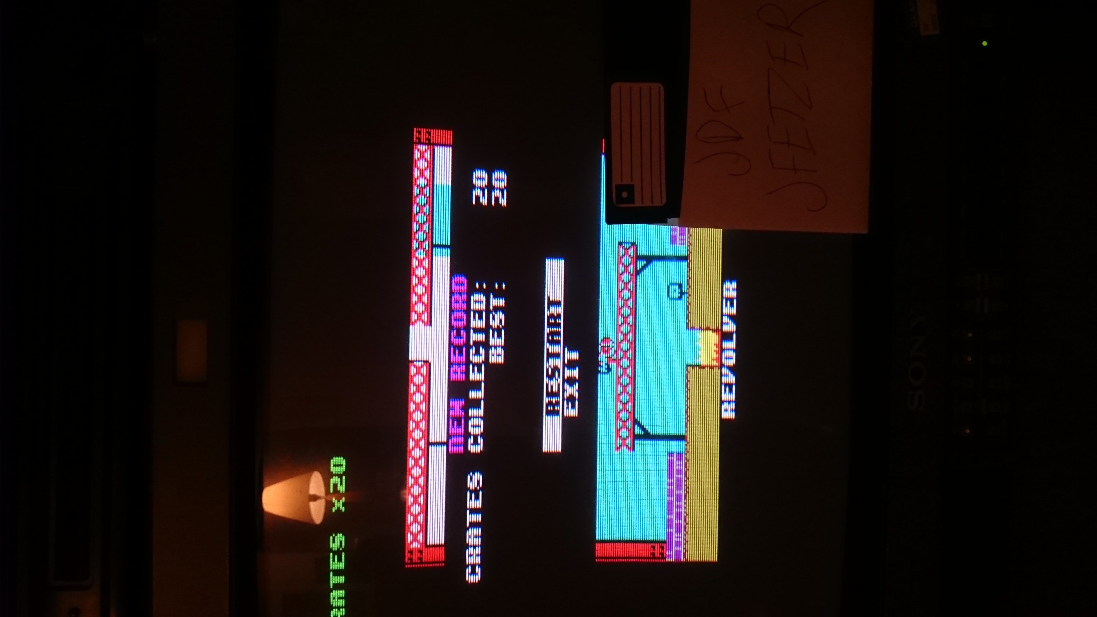 jfetzer: Super 48k Box [Area 1] (ZX Spectrum) 20 points on 2015-06-02 20:50:47