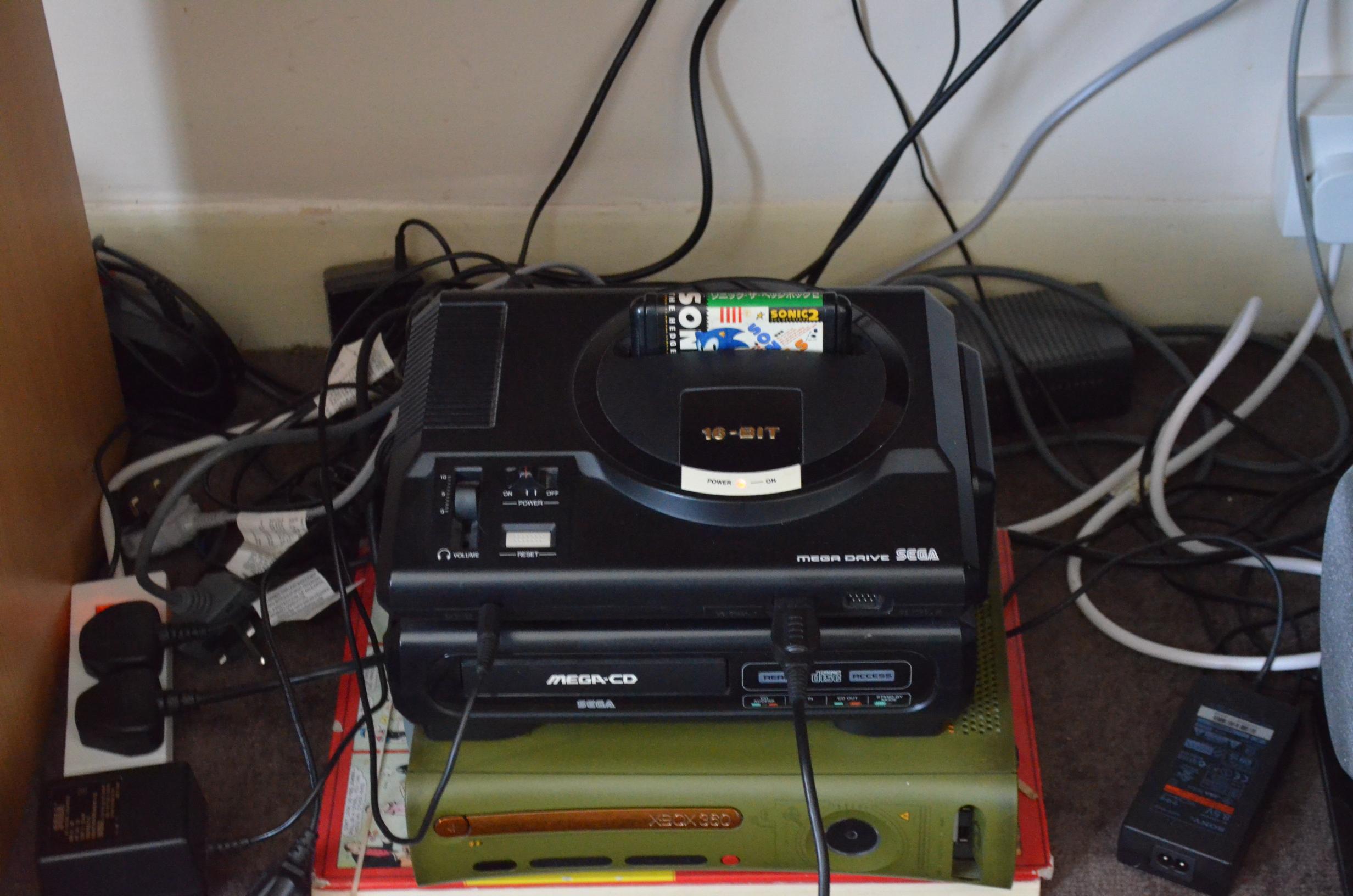 MegaWestgarth: Sonic 2 (Sega Genesis / MegaDrive) 327,580 points on 2015-06-07 10:08:34
