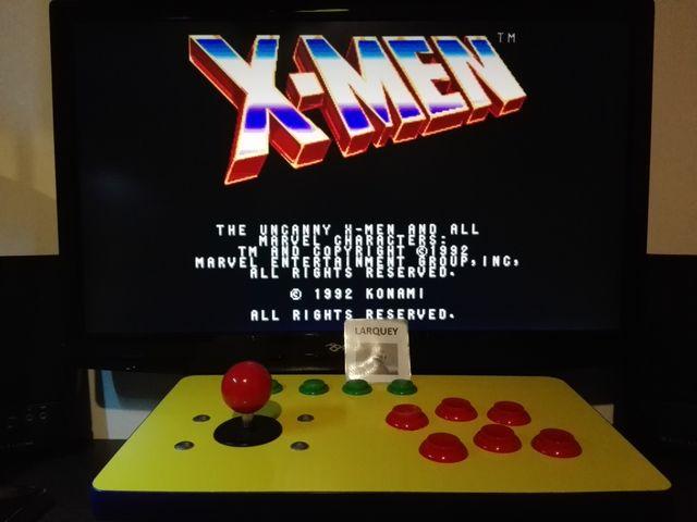 X-Men [xmen] 35 points
