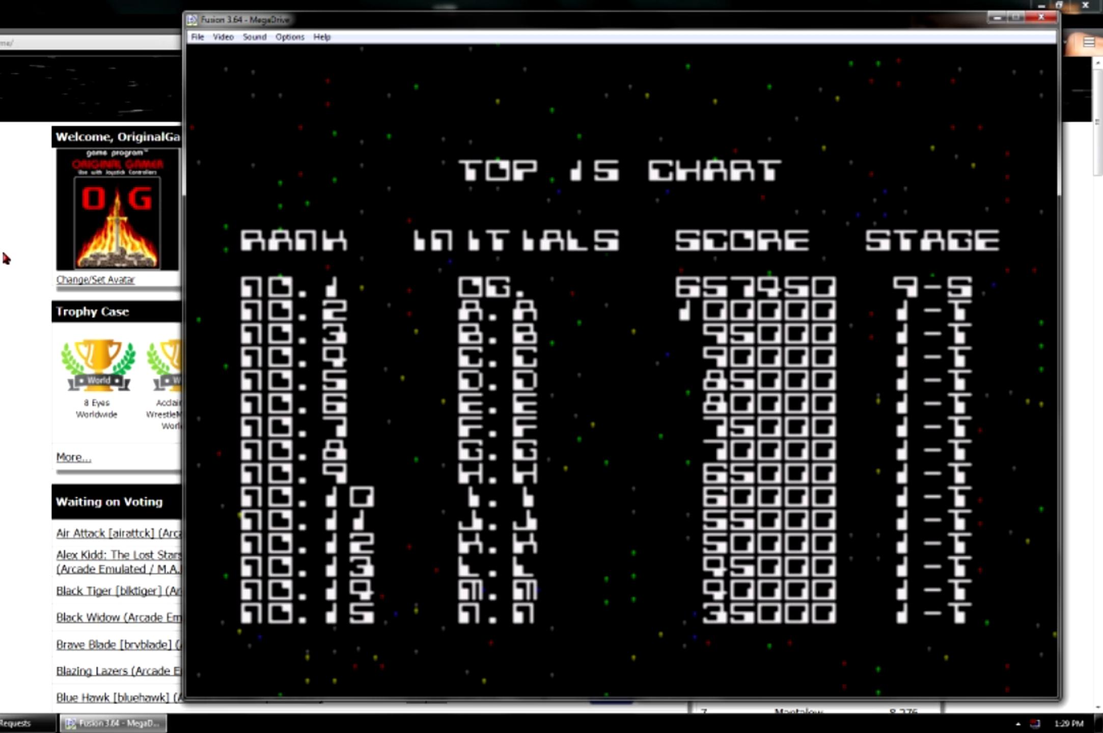 OriginalGamer: Dangerous Seed [Normal] (Sega Genesis / MegaDrive Emulated) 657,450 points on 2015-06-08 23:20:17