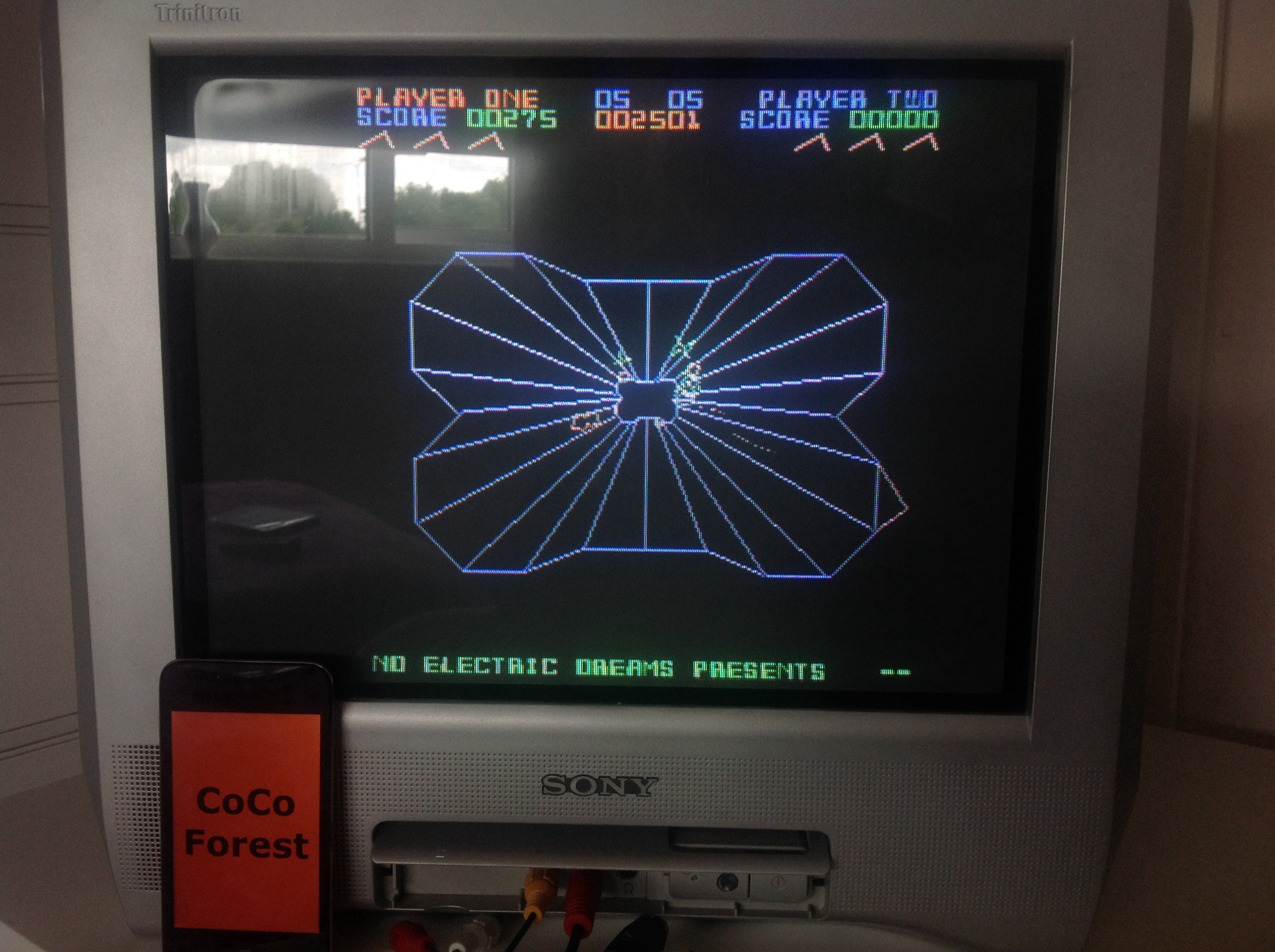 CoCoForest: Tempest (Amstrad CPC) 2,501 points on 2015-06-09 06:30:08