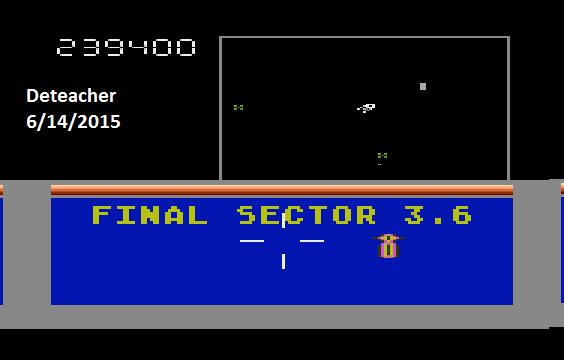 Deteacher: Star Trek (Atari 400/800/XL/XE Emulated) 239,400 points on 2015-06-14 10:30:45