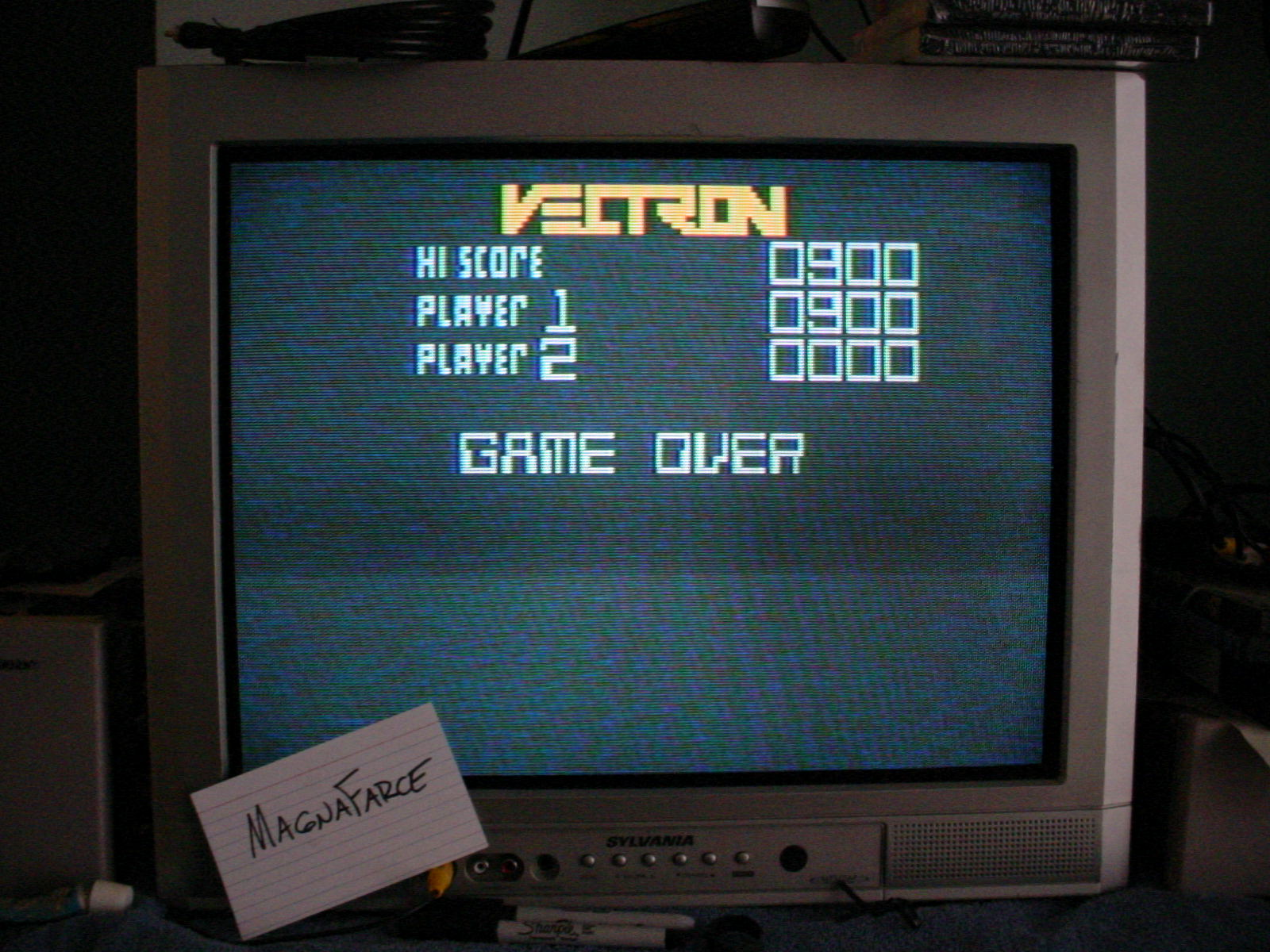 Vectron 900 points