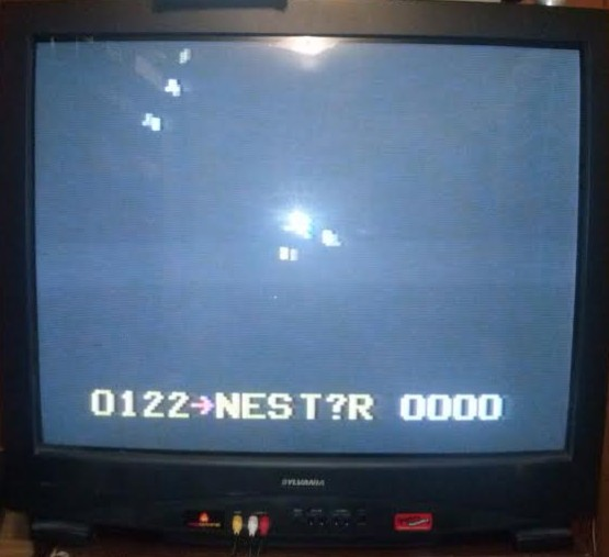 nester: Freedom Fighters (Odyssey 2 / Videopac) 122 points on 2013-12-01 00:33:04