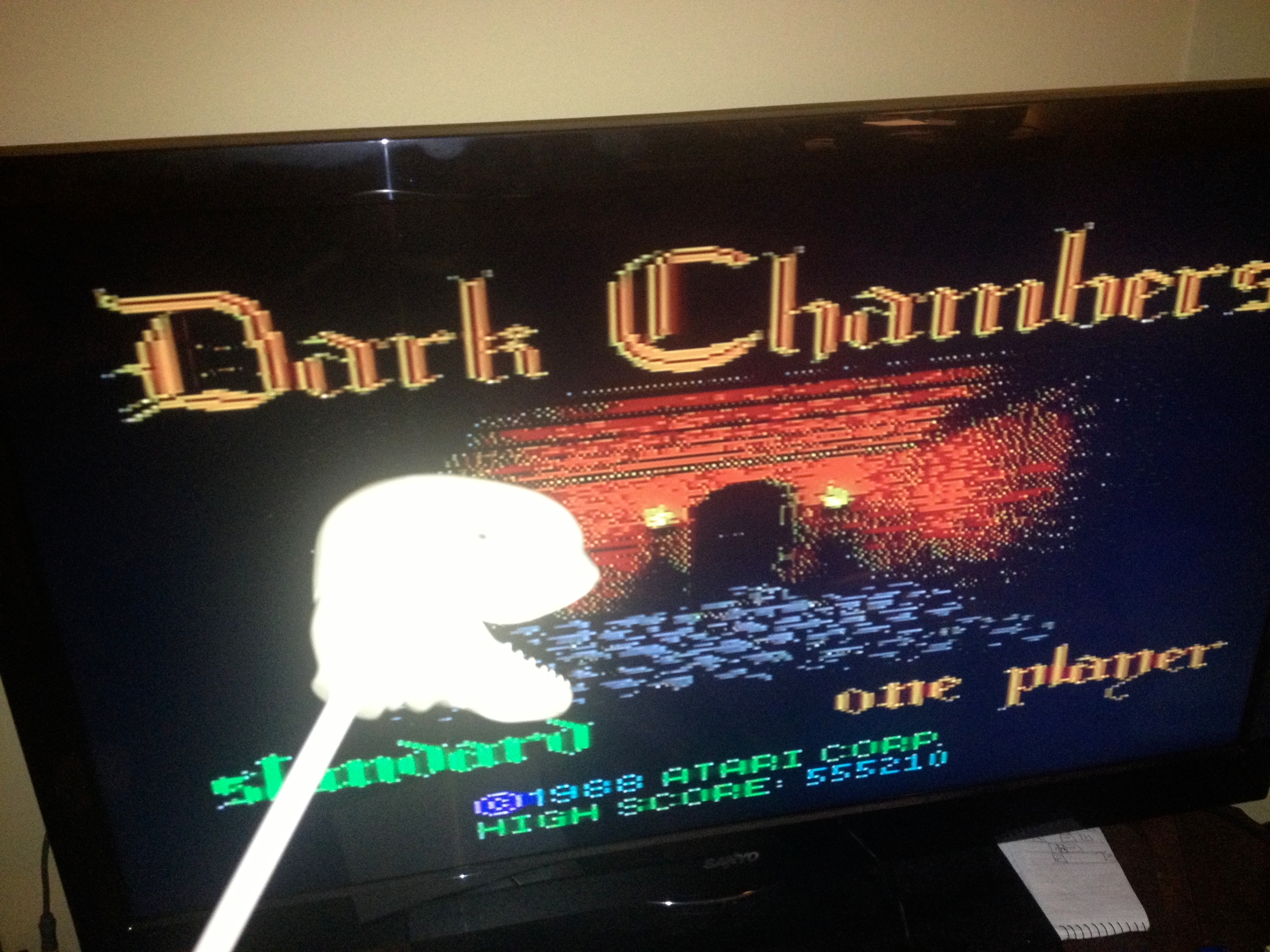 Dark Chambers: Standard 555,210 points