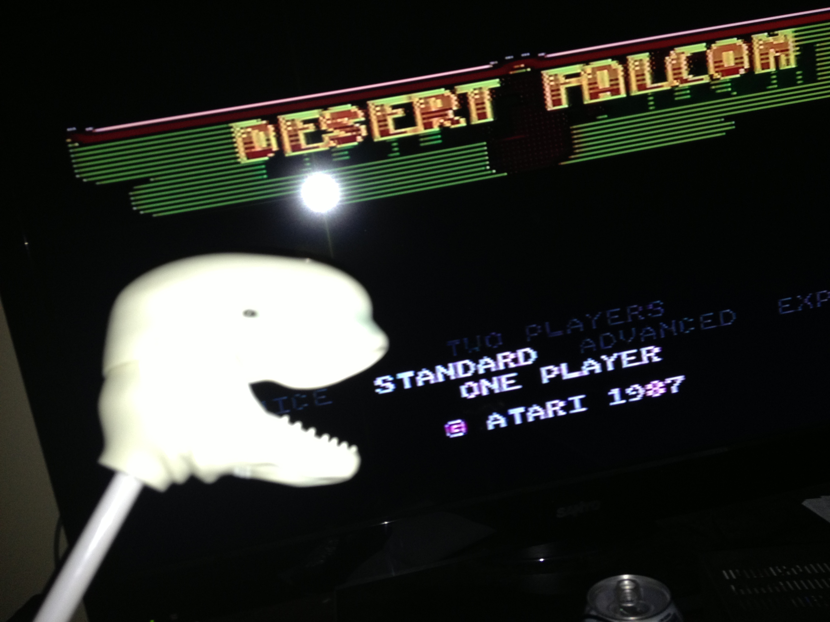 Desert Falcon: Standard 194,952 points