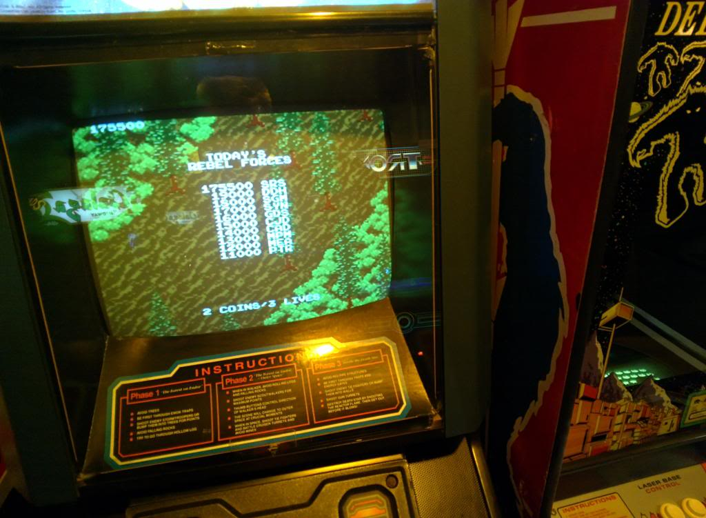Serious: Star Wars: Return of the Jedi (Arcade) 175,500 points on 2013-12-06 01:00:23