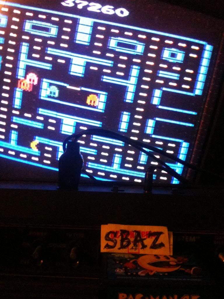Pac-Man 4K 37,260 points