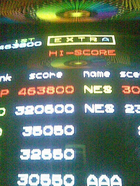 NESMike: Mr. Do (Arcade) 463,800 points on 2013-12-10 06:57:31