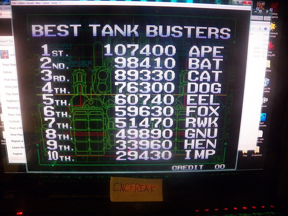 Metal Slug 4 51,470 points