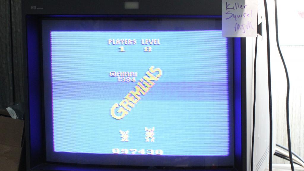 Gremlins 97,430 points