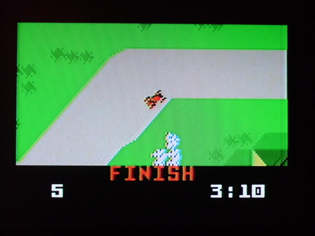 Auto Racing [Original]: Course 1 time of 0:03:10