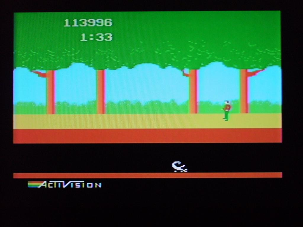 Pitfall! 113,996 points