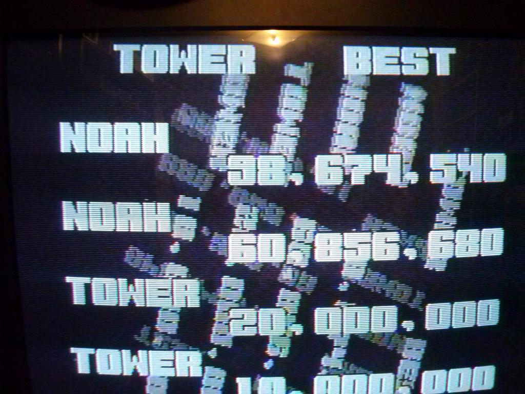 Ruiner Pinball: Tower Table 98,674,540 points