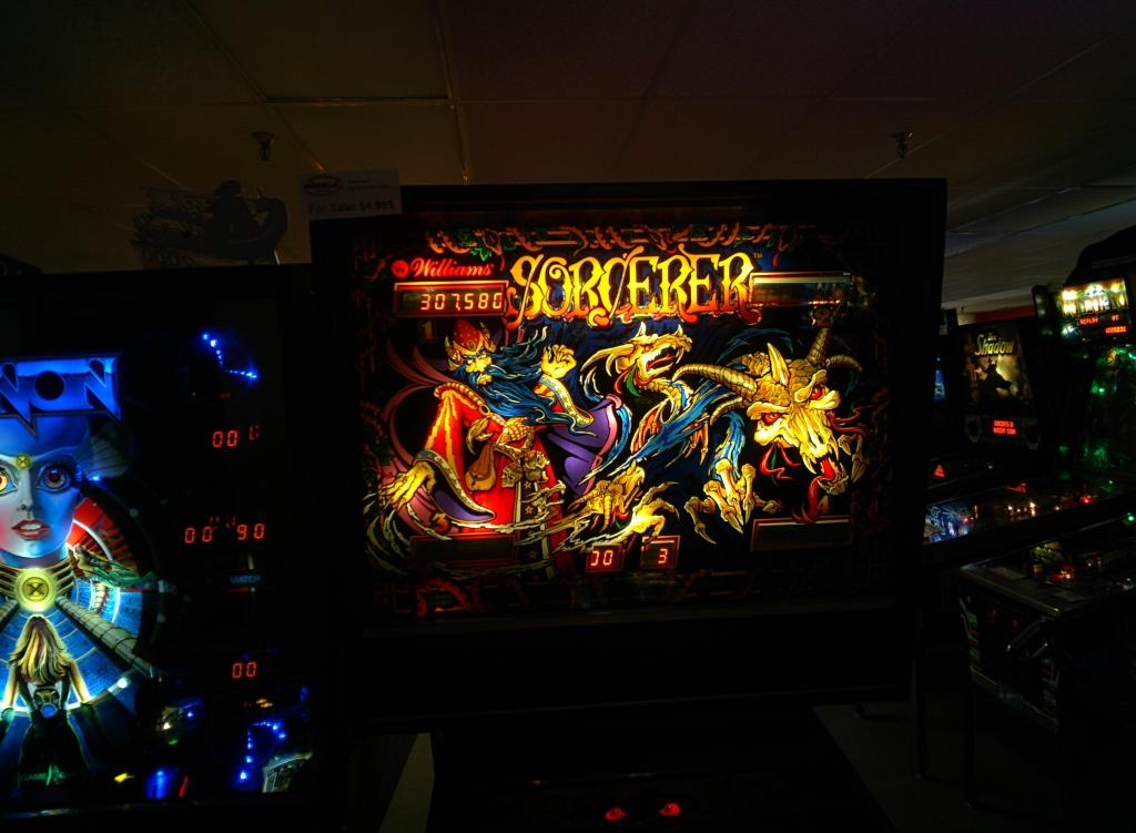 Sorcerer 307,580 points