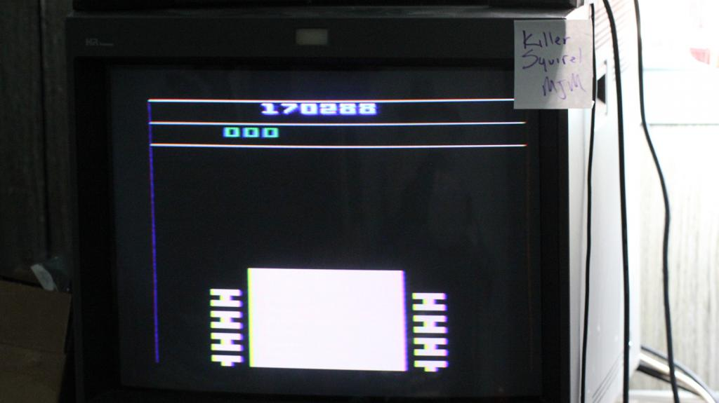 killersquirel: Bump N Jump (Atari 2600) 170,288 points on 2013-09-18 12:47:37